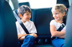 Що треба знати про поїздку з дітьми
