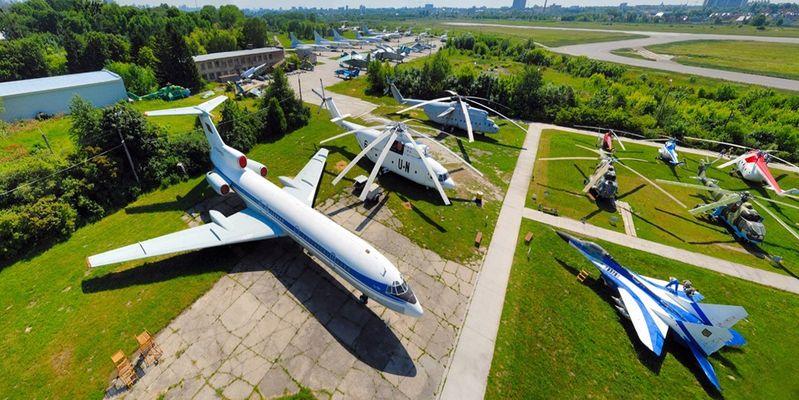 Державний музей авіації у Києві