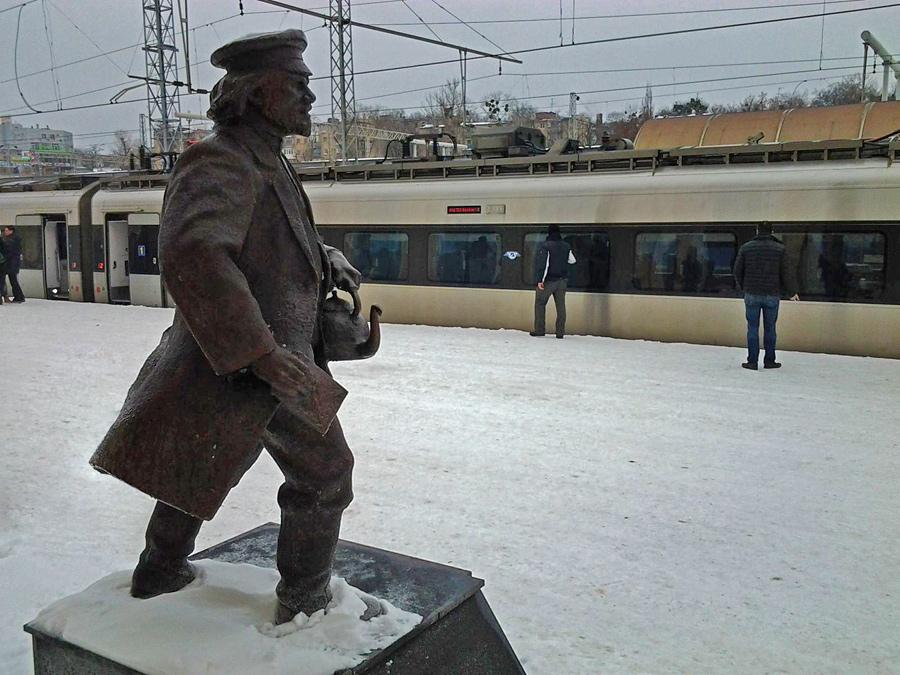 Квиток на автобус онлайн. Київ-Харків-Полтава. Придбати квиток онлайн