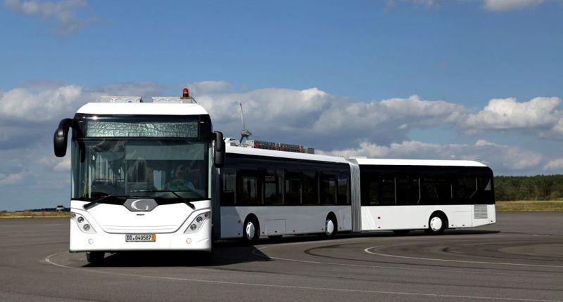 Про найдовший автобус у світі