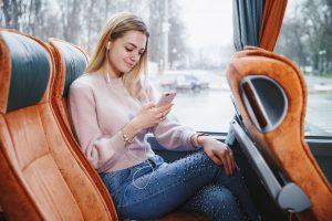 Що робити, якщо забули щось в автобусі?