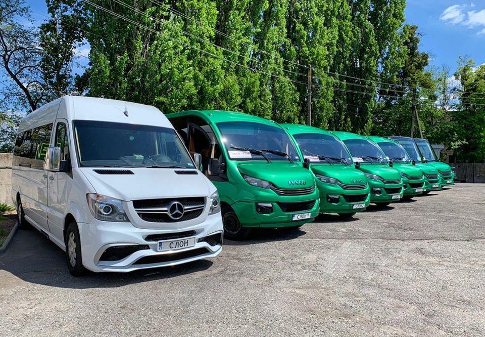 Знижуємо ціну на маршрут Полтава- Харків, Харків- Полтава