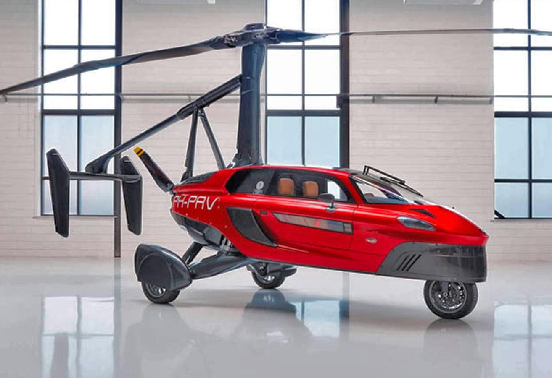 У Нідерландах вперше офіційно зареєстрували літаюче авто.