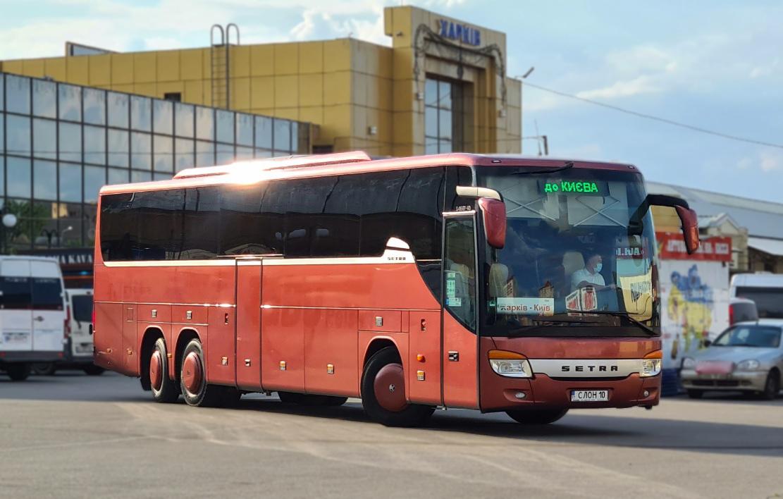 S 416 GT- HD