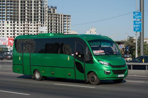 Iveco (Euro 6) на 29 місць